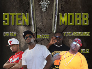 #GMSH Artist Spotlight: 9Ten Mobb