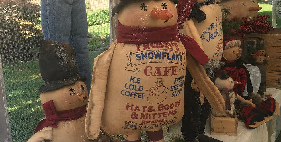 Frosty cafe