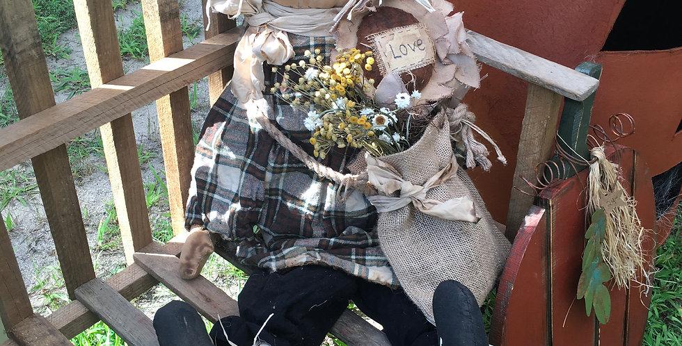 Love Scarecrow