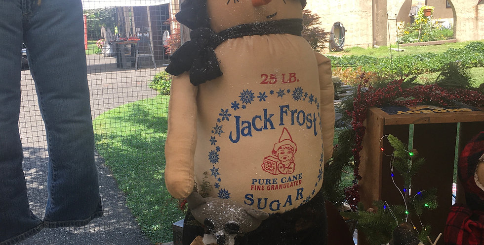 Jack Frost w/mouse in pocket