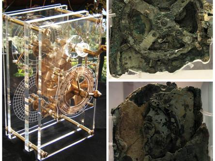 The World's First Known Computer - Antikythera mechanism Wiki Rewrite #6