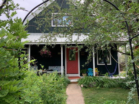 The Virtues of Porch Sitting