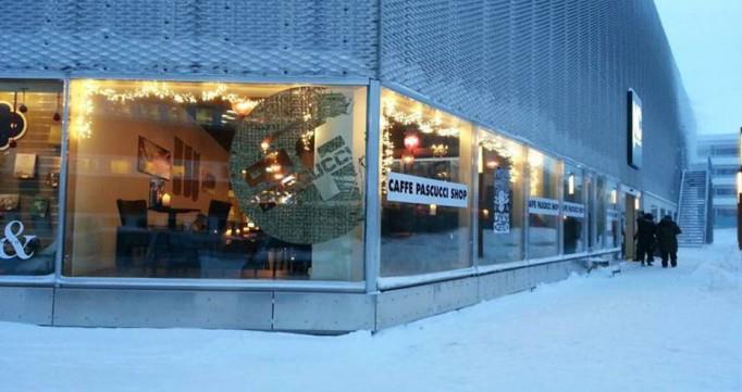 Pascucci shop Groenlandia