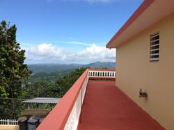 The Hacienda's view