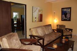 Hacienda's living room