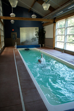 NVTRC swimming pool