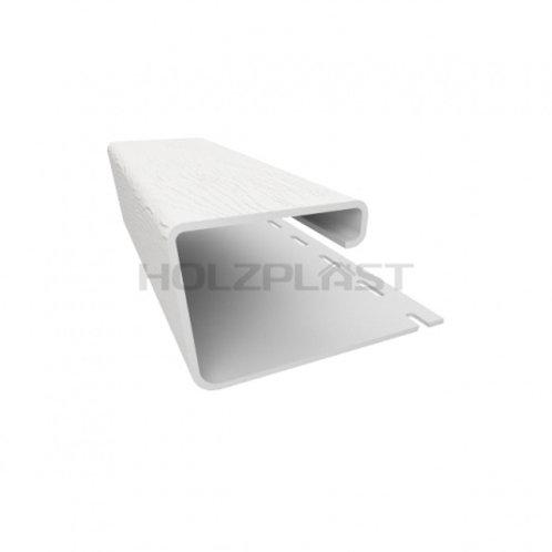 J-профиль к сайдингу Holzplast