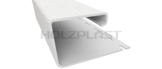 J-профиль Holzplast 3,0 м ОРЕХ