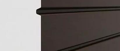 Софит сплошной Standart Шоколад
