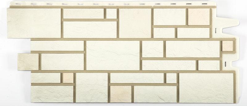 Фасадные панели BURG  Цвет шерсти
