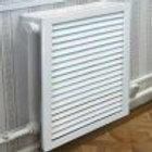 Экран для радиатора отопления ПВХ