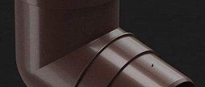 Колено 72⁰ DOCKE Шоколад