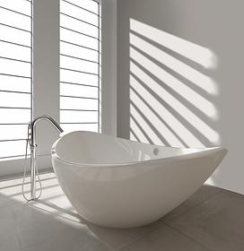 Панели для отделки ванных