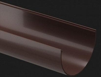 Жёлоб водосточный Шоколад