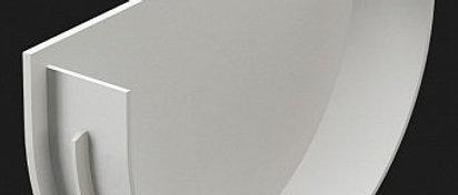 Заглушка воронки DOCKE Пломбир