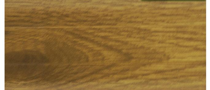 Плинтус пластиковый Дуб медовый 2,5