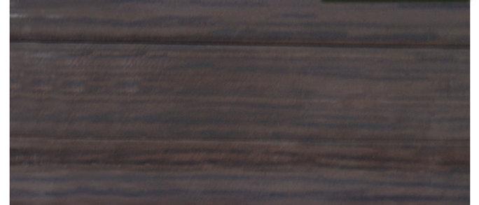 Плинтус пластиковый  Венге 2,5м