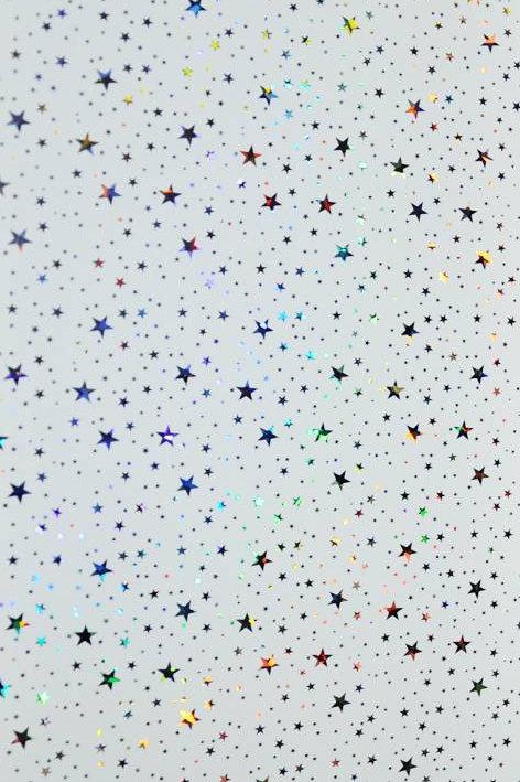 Панель пвх голография звездопад