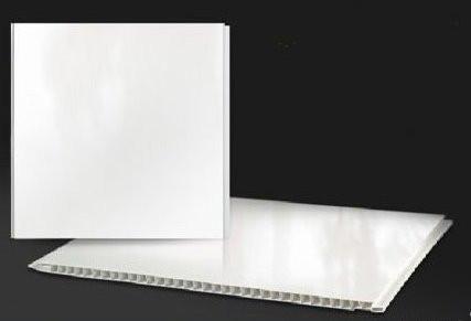 Панель ПВХ Белая