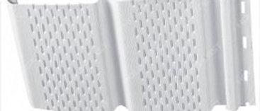 Софит перфорированный Белый 3.66м