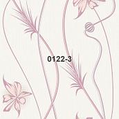 Панель стеновая пластиковая Лилия розовая