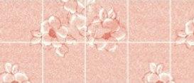 Панель ХДФ Магнолия розовая