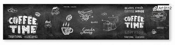 Фартук для кухни ХДФ арт.0112