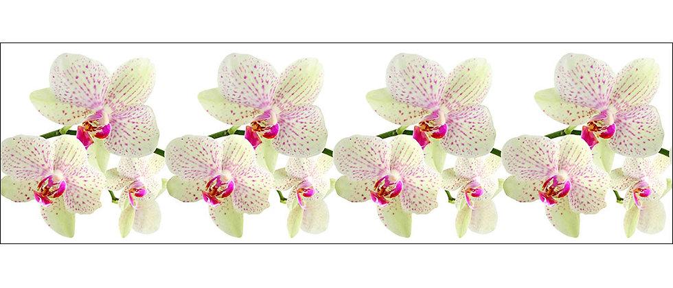 Фартук пластиковый Ветка орхидея 3000*600