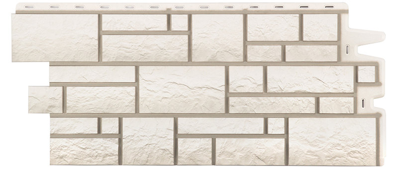 Фасадные панели BURG  Платиновый