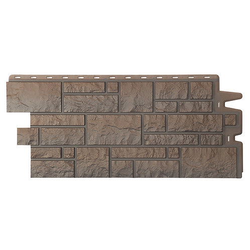 Фасадные панели BURG Темный