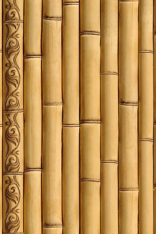 Панель пластиковая Бамбук