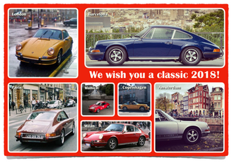 We wish you a classic New Year!