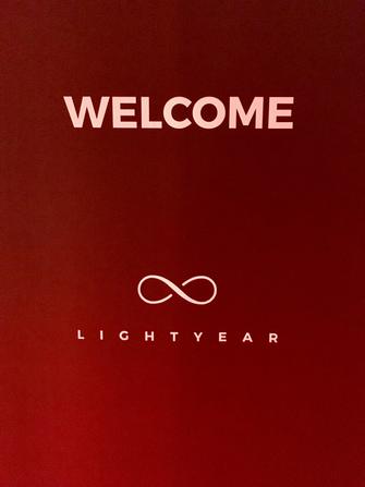 Welcome Lightyear One