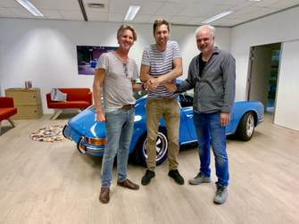 Wout Papma to join Team extravert