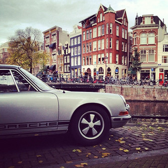 So even less iconic classics will color the streets of Amsterdam... unless...