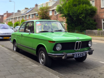 Iconic color of the week: Mintgrün 1975