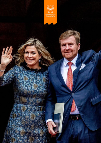 King's Day 2021: Orange is the new Green...