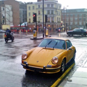 So even less iconic classics will color the streets of London... unless...
