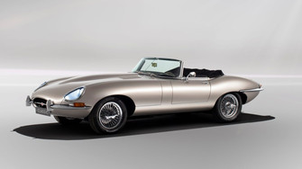 The 2020 E-type Zero: a classic beauty with a questionable UI