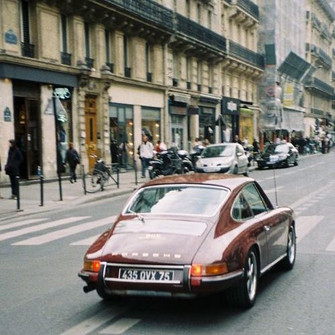 So even less iconic classics will color the streets of Paris... unless...