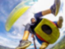 paragliding medellin