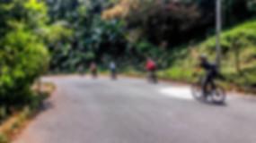 bike tour the forgotten road medellin