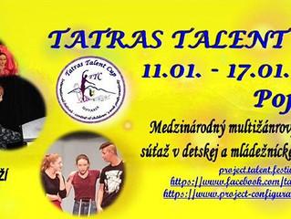 Prípravy Tatras Talent CUP v plnom prúde