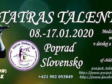 VI. Tatras Talent CUP (TTC20)