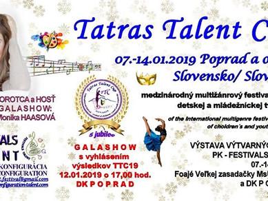 Tatras Talent CUP 19
