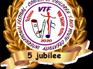 5. jubilejný ročník Viva talent Festival online