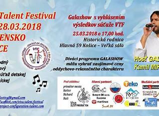 Prípravy na multižánrový festival VTF18 pokračujú