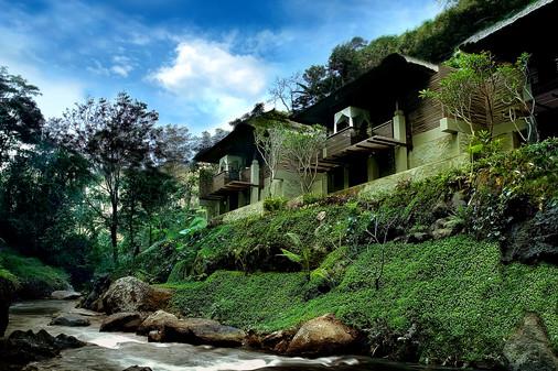 maya ubud resort _ spa - bali, spa exter