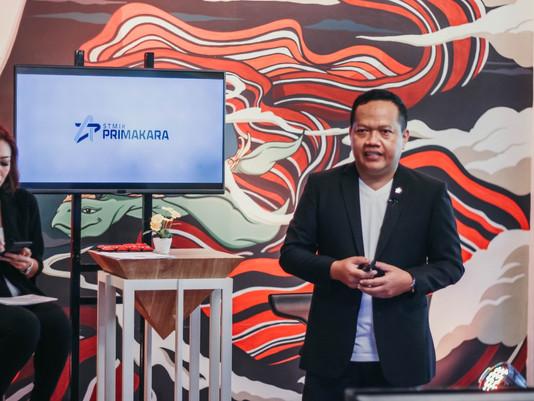 "Gandeng STMIK Primakara, Dispar Kota Denpasar Gelar ""Pandemic Incubation Program"""