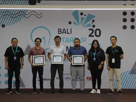 Bali Startup Camp 2020 Sukses Digelar